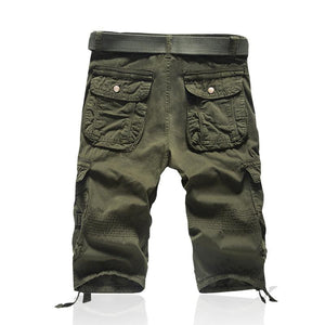 Cargo Shorts (Black Camouflage)  - Kwikibuy Amazon Global