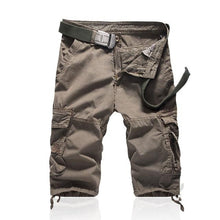Load image into Gallery viewer, Cargo Shorts (Khaki)  - Kwikibuy Amazon Global