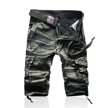 Load image into Gallery viewer, Cargo Shorts (Black Camouflage)  - Kwikibuy Amazon Global
