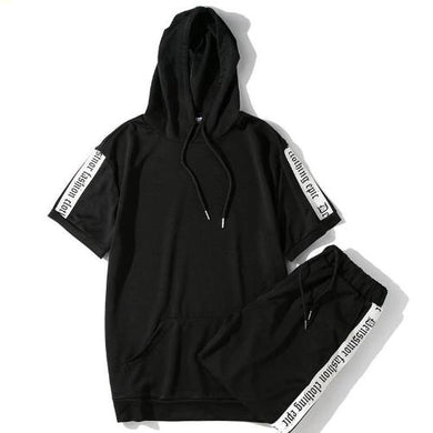 Hoodie Short Set (5 Sizes)  - Kwikibuy Amazon Global