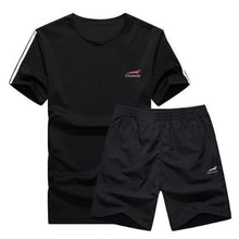 Load image into Gallery viewer, Cool Color Short Set (Black)  - Kwikibuy Amazon Global