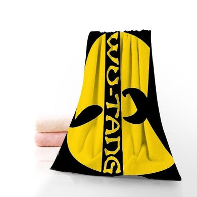 Wu Towels (2 sizes)  - Kwikibuy Amazon Global Online S Hopping Mall Material: Microfiber Fabric Sizes: 13.7 x 29.5 inches /35 * 75 cm or 27.5 x 55.1 inches