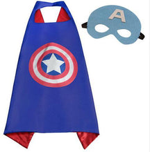 Load image into Gallery viewer, All 5 Superhero Cape and Mask Sets  - Kwikibuy Amazon Global