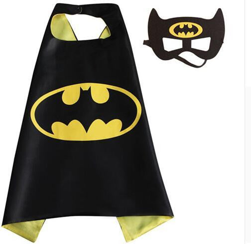 All 5 Superhero Cape and Mask Sets | Kwikibuy Amazon | United States | Halloween | Super Hero | Capes | Masks