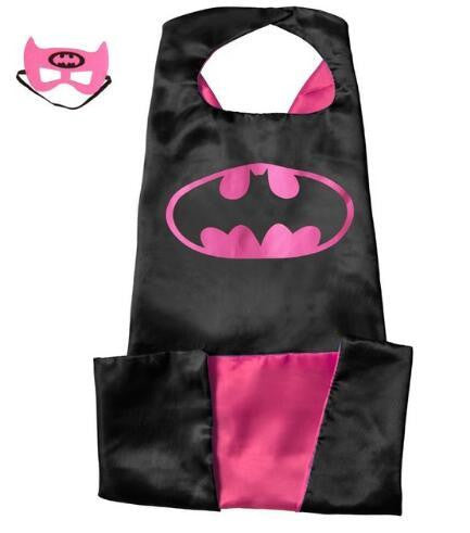 Superhero Cape and Mask Set (Bat 1) | Kwikibuy Amazon | United States | Halloween | Super Hero | Capes | Masks