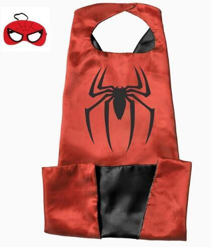 Superhero Cape and Mask Set (Spider 1) | Kwikibuy Amazon | United States | Halloween | Super Hero | Capes | Masks