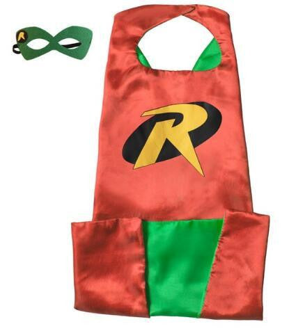 Superhero Cape and Mask Set (Robin) | Kwikibuy Amazon | United States | Halloween | Super Hero | Capes | Masks