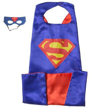 Load image into Gallery viewer, Superhero Cape and Mask Set (Captain)  - Kwikibuy Amazon Global