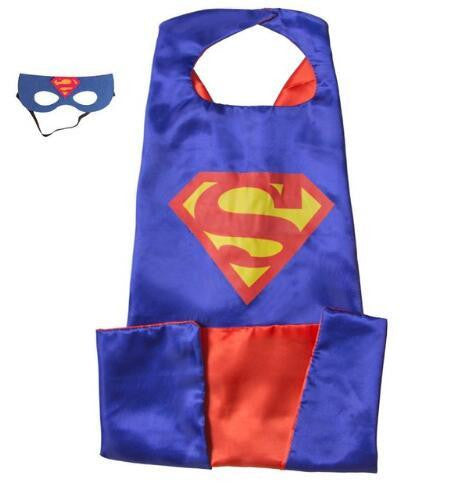 Superhero Cape and Mask Set (Super 1) | Kwikibuy Amazon | United States | Halloween | Super Hero | Capes | Masks