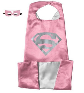 Superhero Cape and Mask Set (Spider 2)  - Kwikibuy Amazon Global
