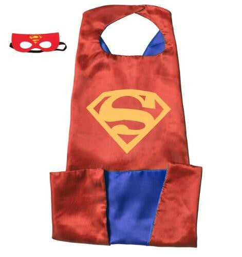 Superhero Cape and Mask Set (Super 3) | Kwikibuy Amazon | United States | Halloween | Super Hero | Capes | Masks