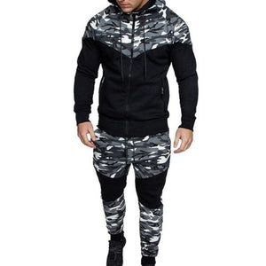 Black-2-Piece-Hoodie-Set  - Kwikibuy Amazon Global