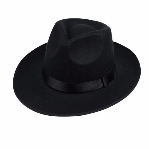 All Season Fedora (Black)  - Kwikibuy Amazon Global