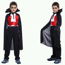 Load image into Gallery viewer, 👻 Prince or Princess Vampire Costumes (Prince Vampire)  - Kwikibuy Amazon Global Online S Hopping Mall Material: Polyester Occasion: Halloween Brand new