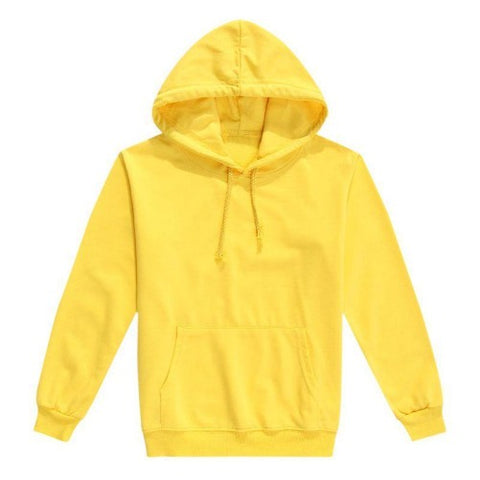 Toddler-Warm-Cotton-Pullover-Hoodie-Yellow  - Kwikibuy Amazon Global