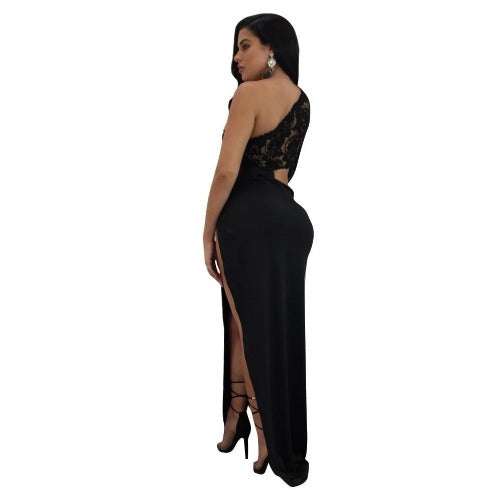 Sari-Lace-Dress-Black  - Kwikibuy Amazon Global