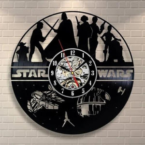 Vintage Star Wars Clocks (22 Themes)  - Kwikibuy Amazon Global