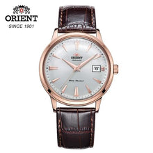 Load image into Gallery viewer, Orient  - FAC00002W0  - Leather Strap Wristwatch  - Kwikibuy Amazon Global