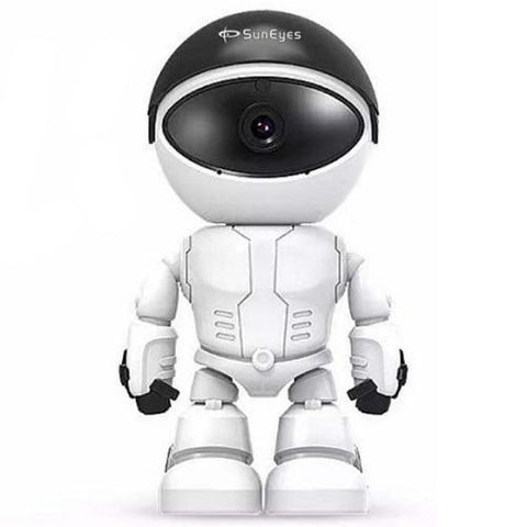 SunEyes 1080P IP Robot Wifi Camera - Kwikibuy Amazon