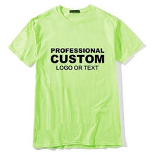 Load image into Gallery viewer, Professional-Custom-Printed-Embroidery-Logo-T-Shirt-More-Colors  - Kwikibuy Amazon Global