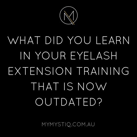 Is Your Lash Training Outdated?