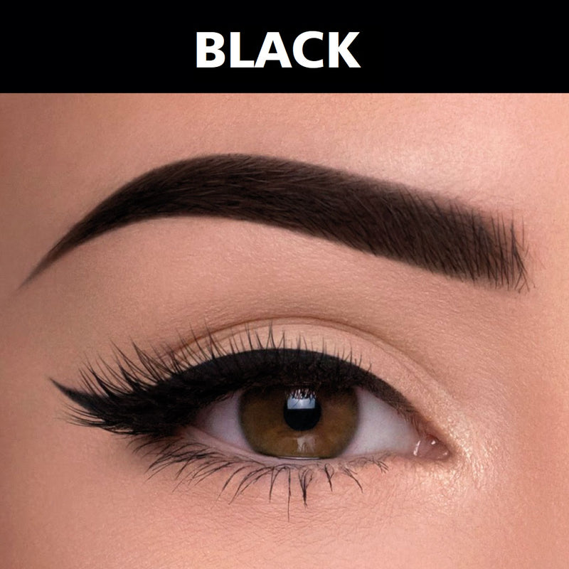Brazilian Brows Henna for Eyebrows - Black