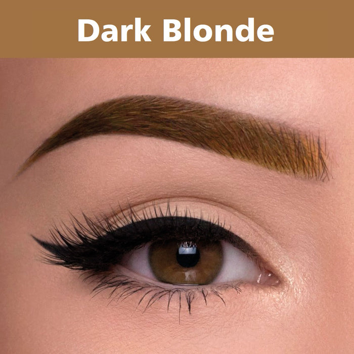 Brazilian Brows Henna for Eyebrows - Dark Blonde