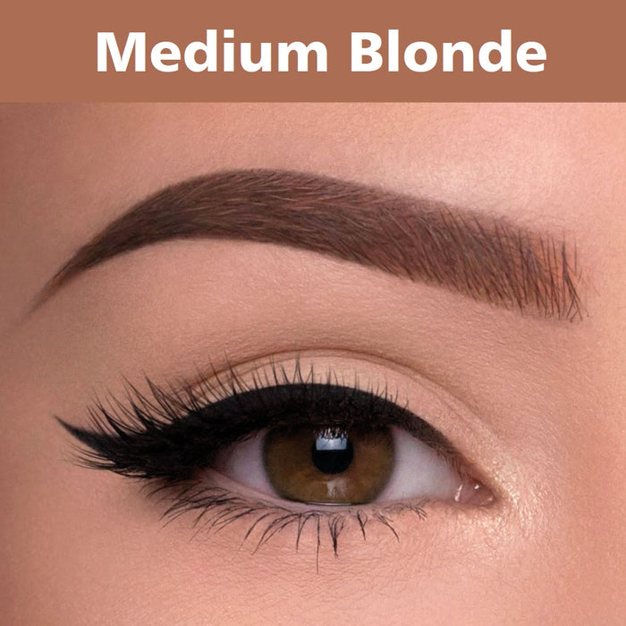 Brazilian Brows Henna for Eyebrows - Medium Blonde