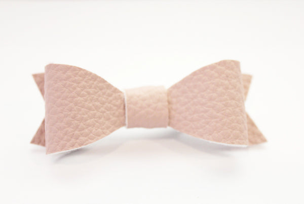 DUSTY ROSE CLASSIC BOW