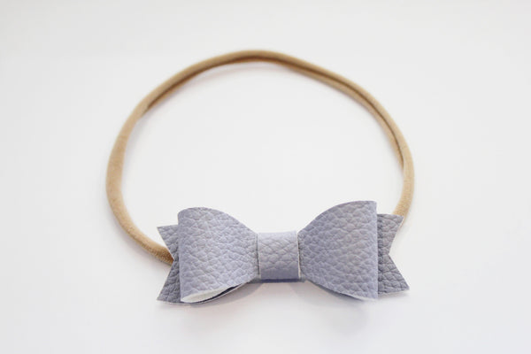 LAVENDER CLASSIC BOW