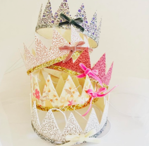 Oh mee oh mai! - Birthday Crown