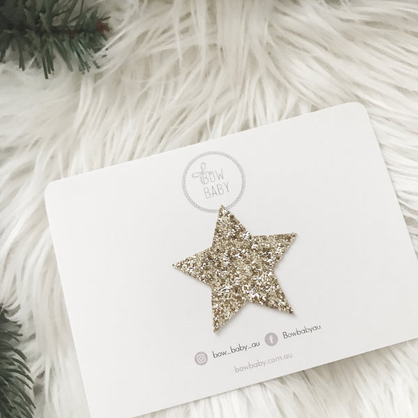 CHRISTMAS STAR CLIPS