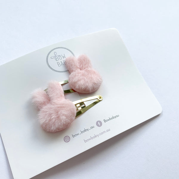 Easter Bunny Clip Set