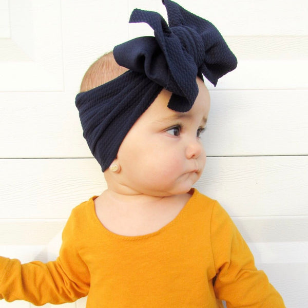 Blondes in Bows Headwraps