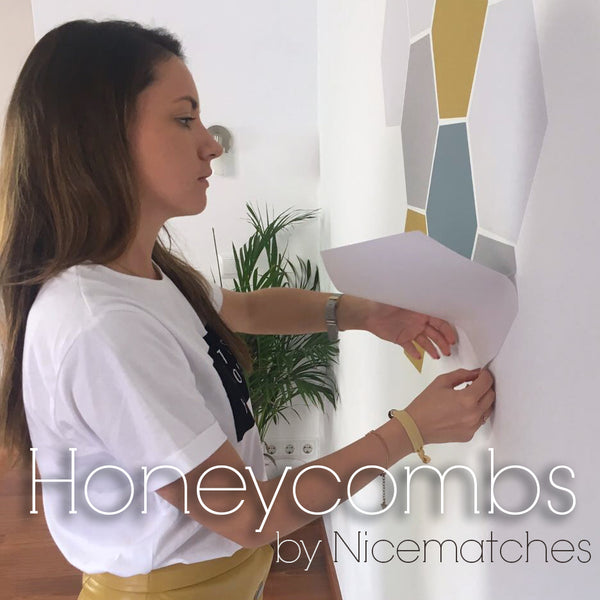 DIY Honeycomb Heaven