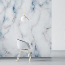 Salon Marble - Atlantic Blue