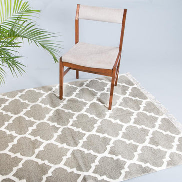 Harmony Handwoven Indian Kilim Rug