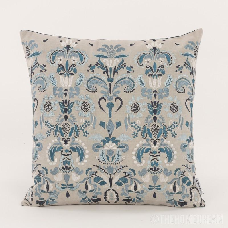 Ainsley Handmade Embroidered Cushion Cover