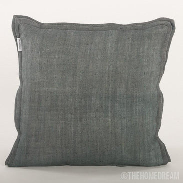 Linen Double Flange Cushion Cover
