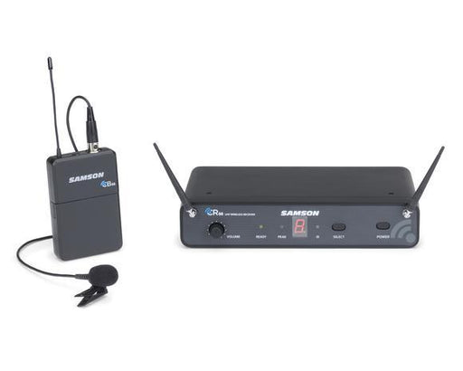 Samson Concert 88 Lapel Wireless System Wireless Microphones Samson