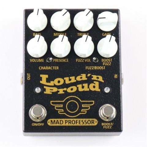 Mad Professor Loud and Proud Guitar Effects Mad Professor