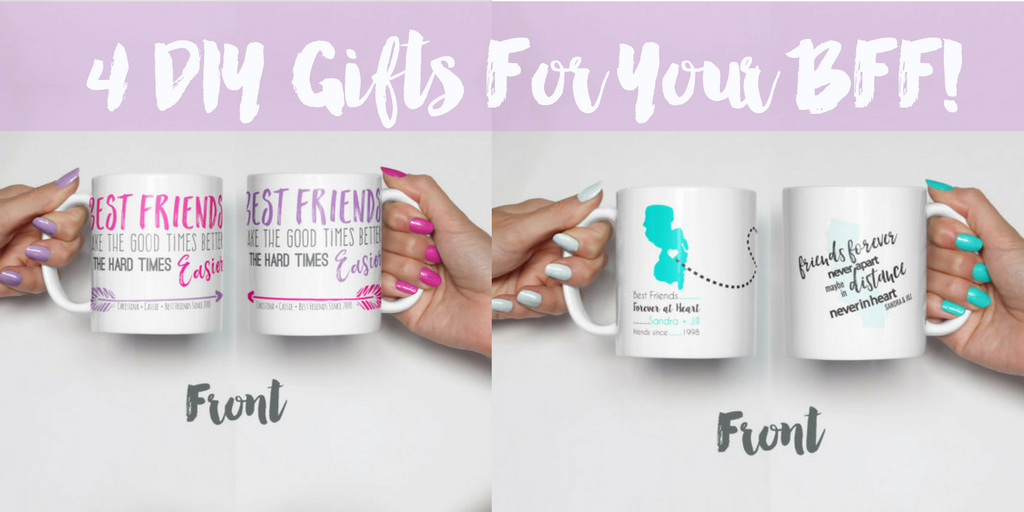 4 Diy Gifts For Your Bff By Team 76th Newbury