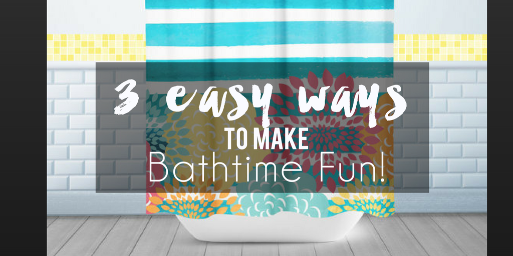 make bath time fun for kids