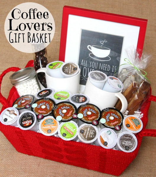 4 diy gifts for your bff by team 76th newbury coffee gift basket diy solutioingenieria Images