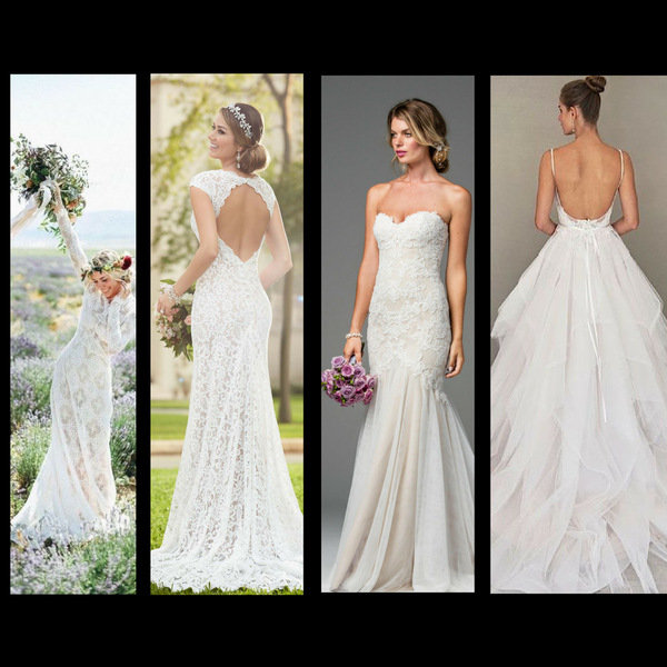 wedding dress styles 2017