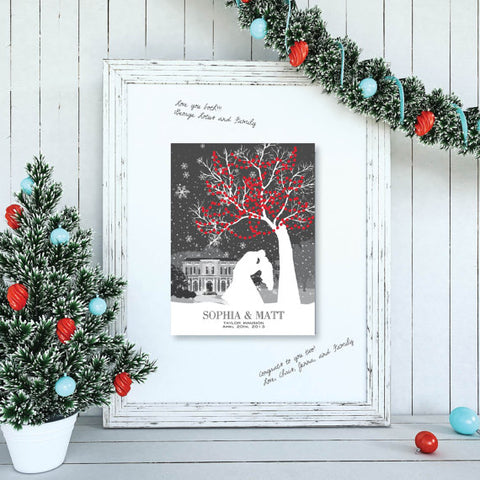 Winter Wonderland Christmas Wedding Ideas.7 Decorations For Your Winter Wonderland Wedding By Team