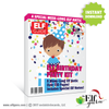 Elf Birthday Party Kit