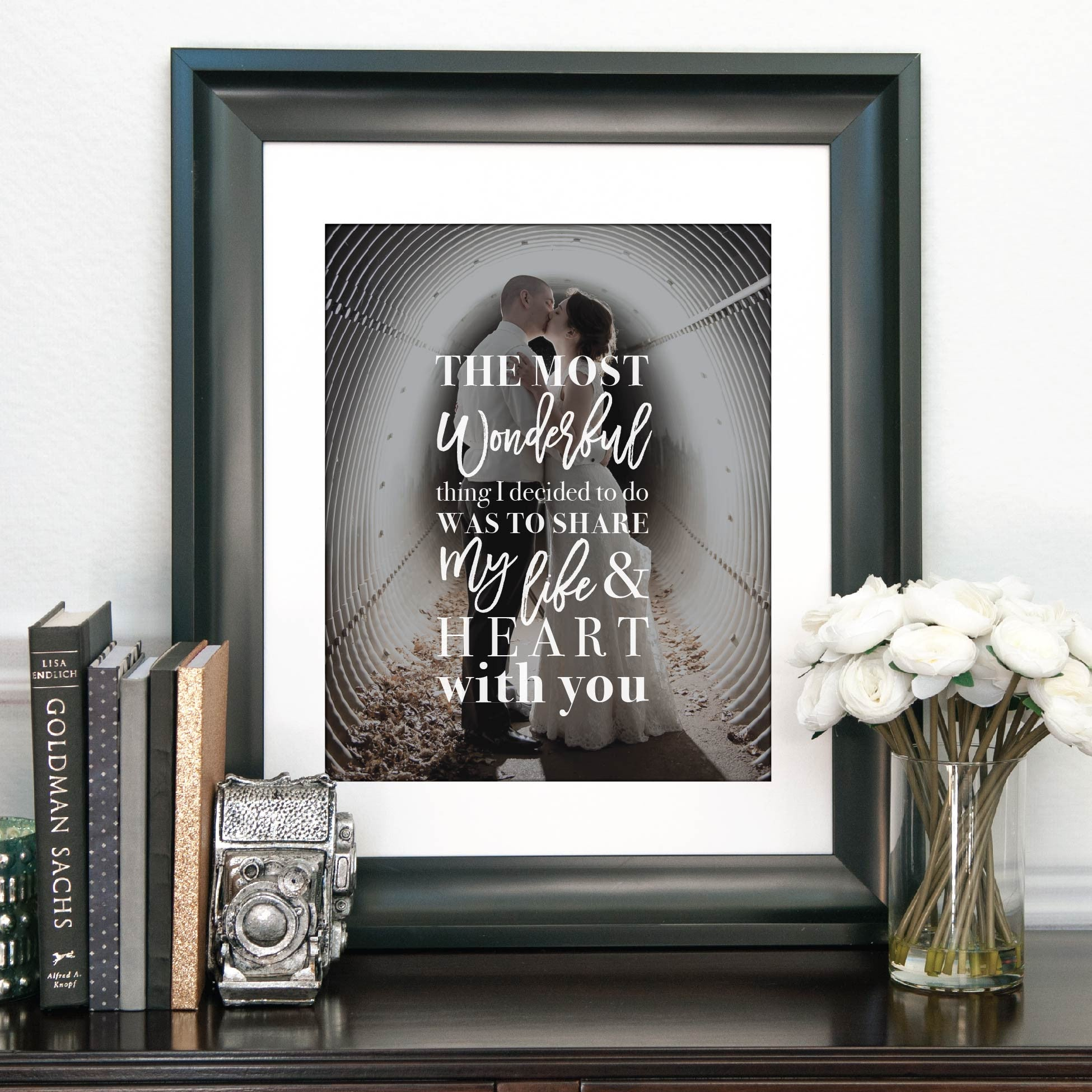 The Most Wonderful Thing Photo Quote
