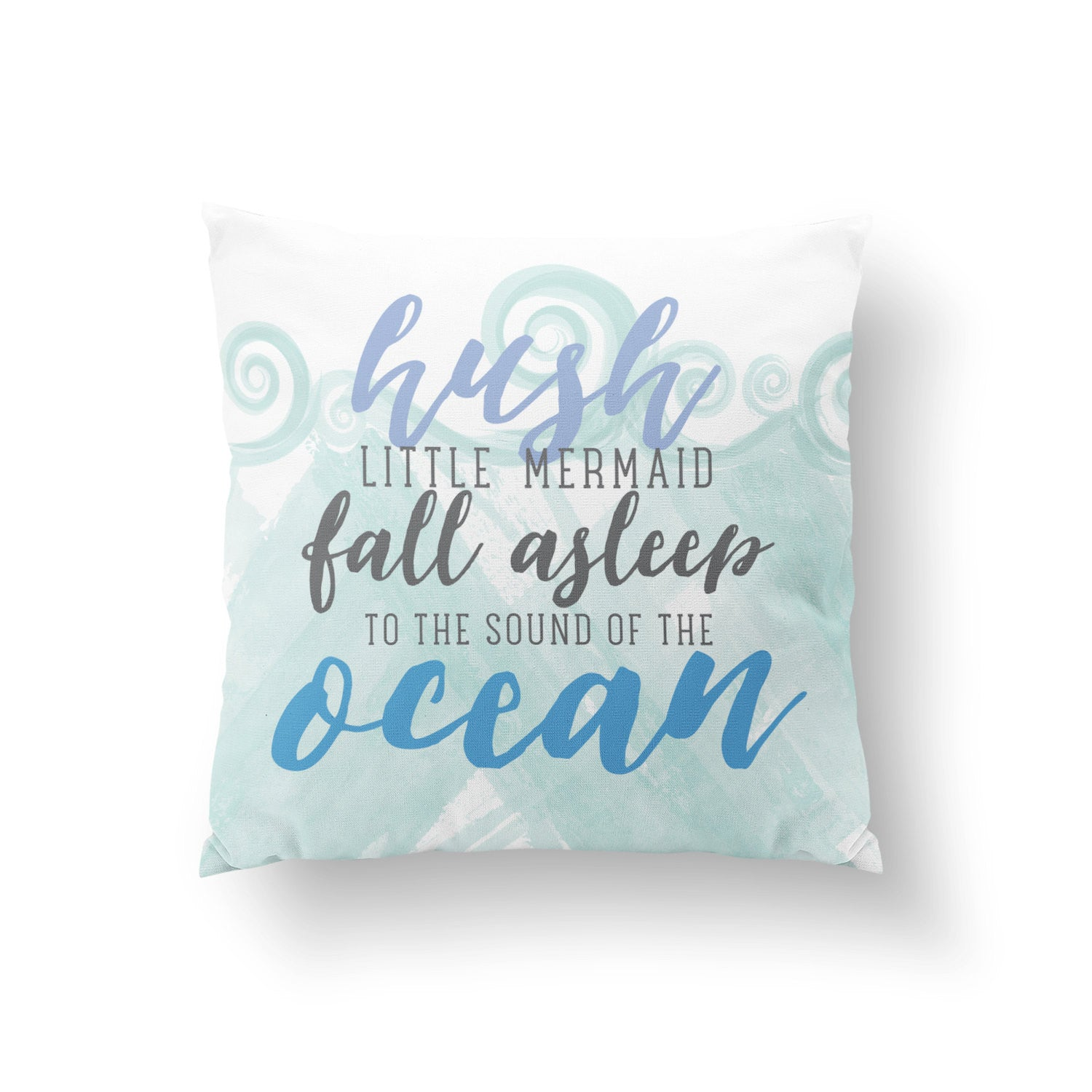 Little Mermaid Pillow