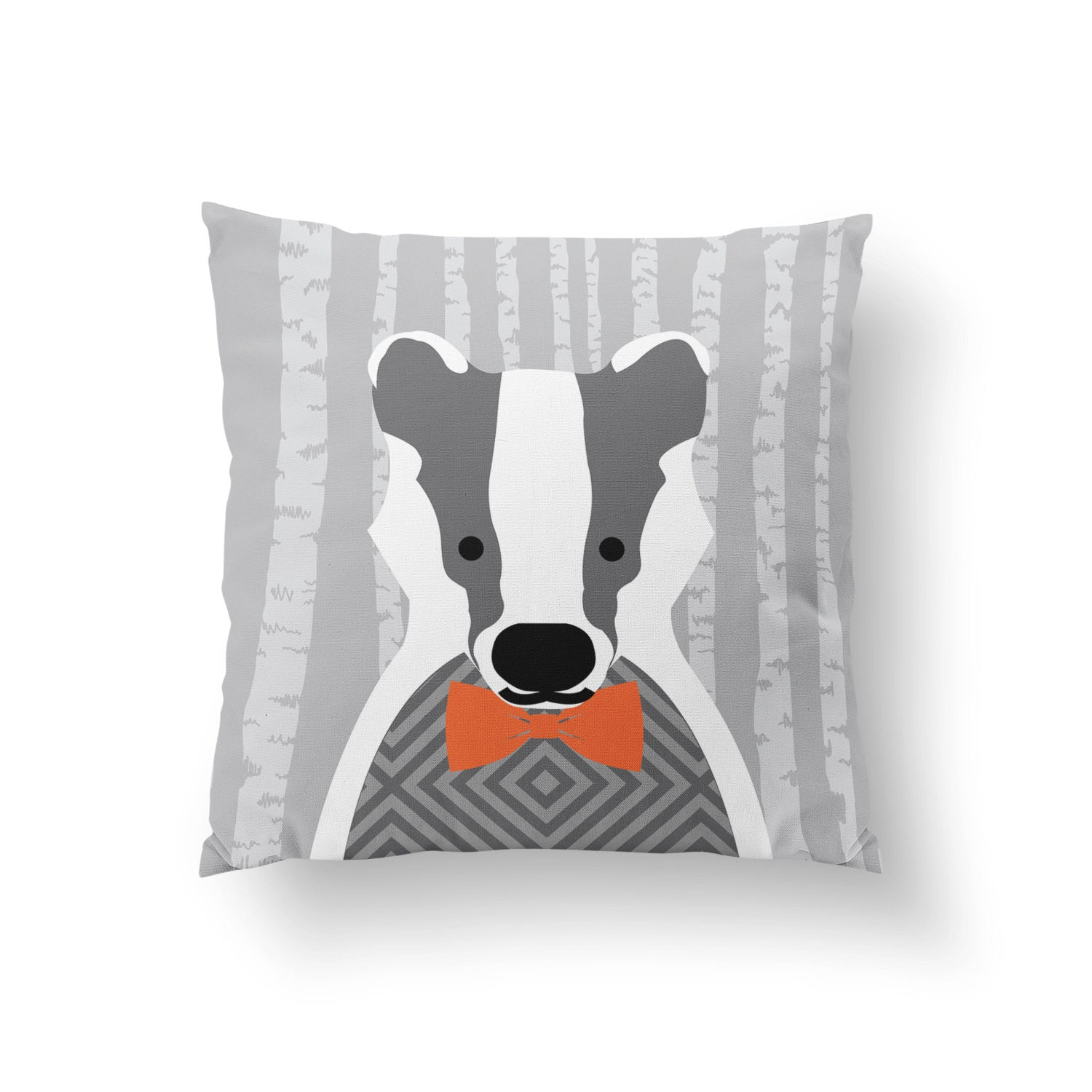 Woodland Adventure Pillow